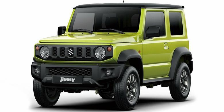Nowe Suzuki Jimny – pierwsze zdjęcia i informacje