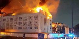 Pożar luksusowego hotelu w Hiszpanii. Nie żyje jedna osoba