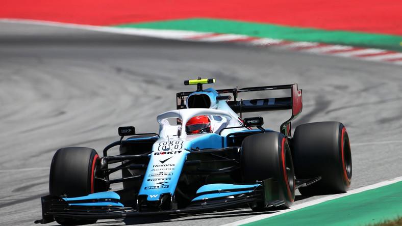 F1: GP Wielkiej Brytanii - treningi  Transmisja w TV i online live