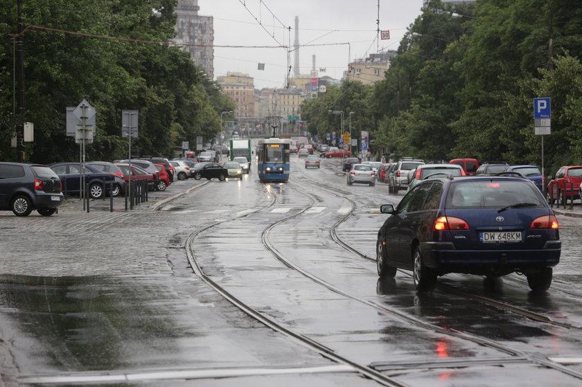 Ulica Marii Skłodowskiej-Curie
