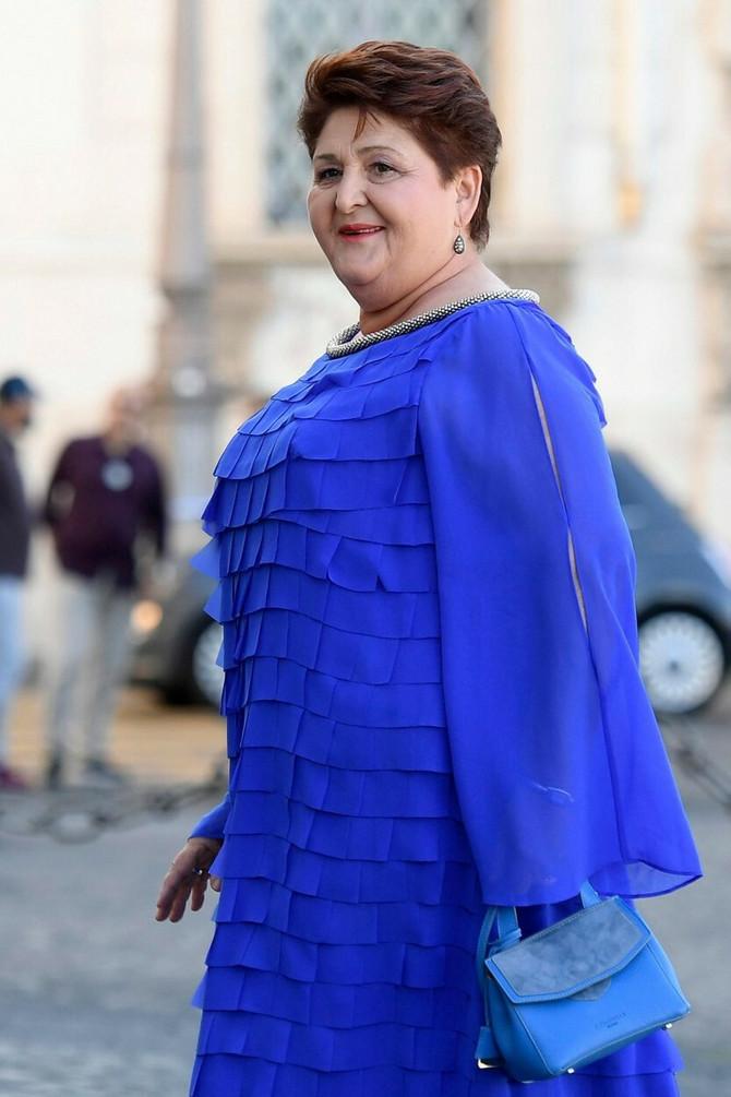 Plava haljina koja je Italiju digla na noge