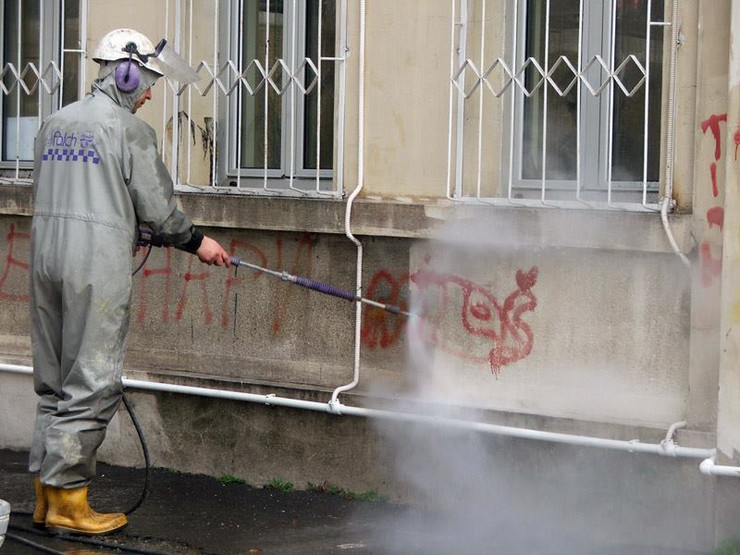 vozdovac grafiti