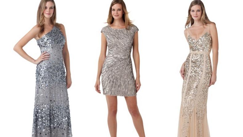 Po prostu lśnij! Sukienki z kolekcji Adrianny Papell i Aidana Mattoxa.