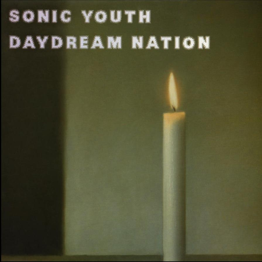 "Gerhard Richter dla Sonic Youth. Album ""Daydream Nation"""