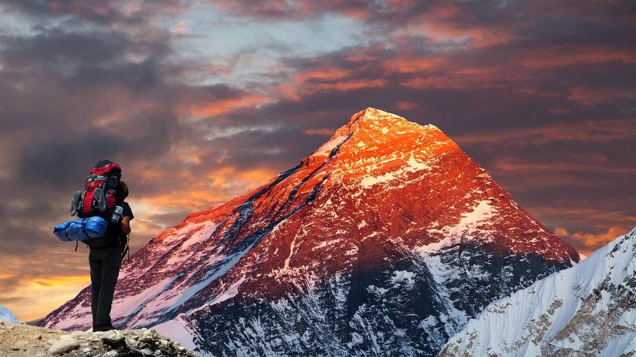 Mount Everest (Zdjęcie ilustracyjne)