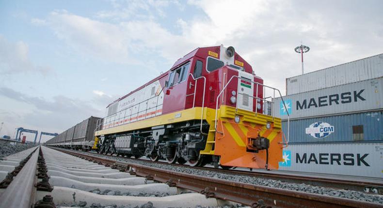 Standard Gauge Railway (SGR) freight service