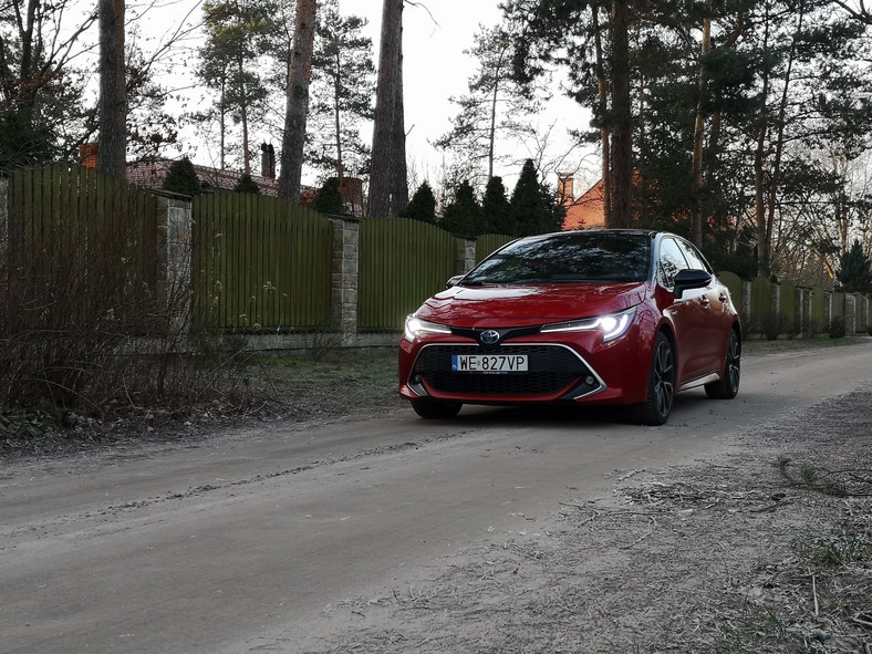 Toyota Corolla 2.0 Hybrid Dynamic Force