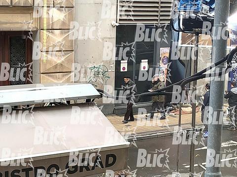 SVETSKA EKSKLUZIVA: Snimili smo Džonija Depa u Beogradu, evo šta je glumac radio dok je mislio da ga ne posmatraju PAPARACI! VIDEO