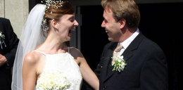 Mlynkova i Nowicki płaczą ze szczęścia! Niepublikowane foty z ich ślubu!