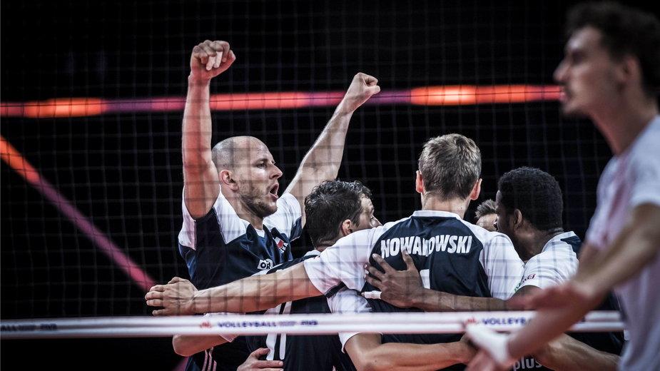 Liga Narodów. Polacy przegrali z Francją