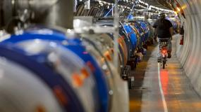 Cząstki w LHC zderzają się już z rekordową energią