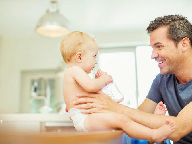Šta se dešava kad majke ne daju očevima da budu sa bebom?