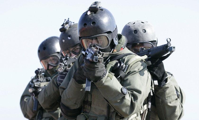 GROM jedzie zabijać do Iraku?