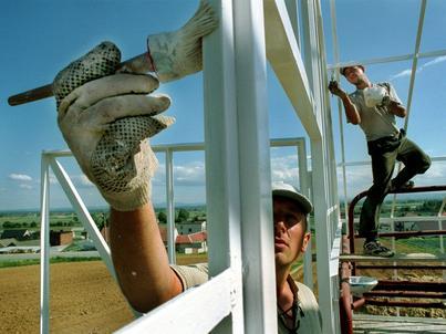 WIększość pracowników z Ukrainy wydaje w Polsce na utrzymanie około 200-500 zł miesięcznie