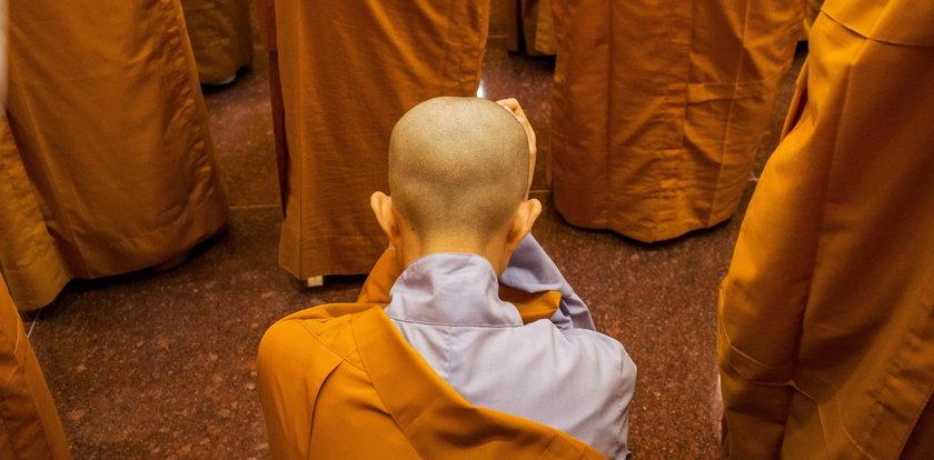 Mnich zabił dziecko, bo chciało się bawić