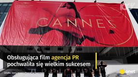 """Sukces w Cannes... którego nie było. Kontrowersje wokół pokazu """"Dwóch koron"""""""