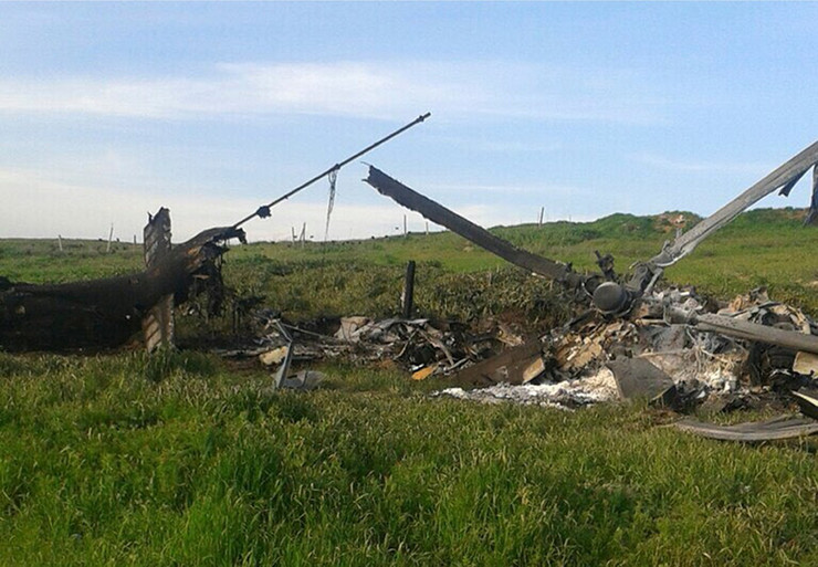 Azerbejdžanski helikopter srušen u Nagorno Karabahu