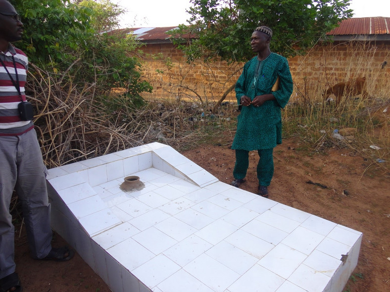Alleged Tomb of Orompoto [Yorubyte]