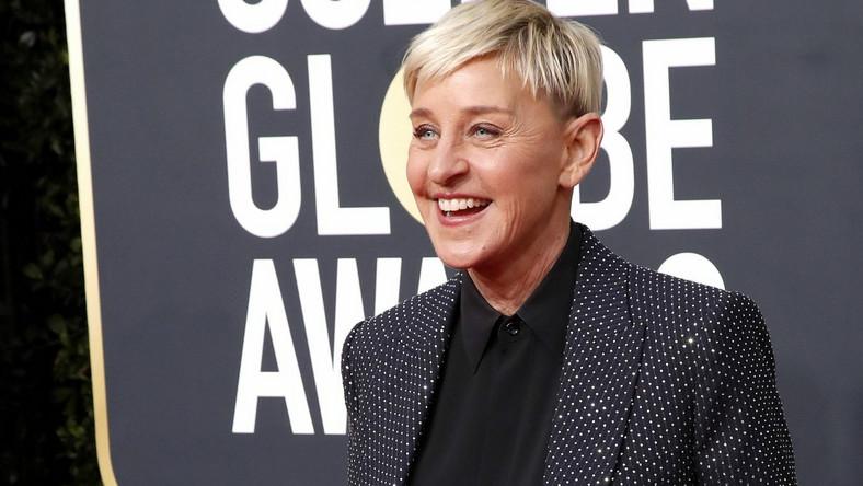 Ellen DeGeneres EPA/NINA PROMMER Dostawca: PAP/EPA.