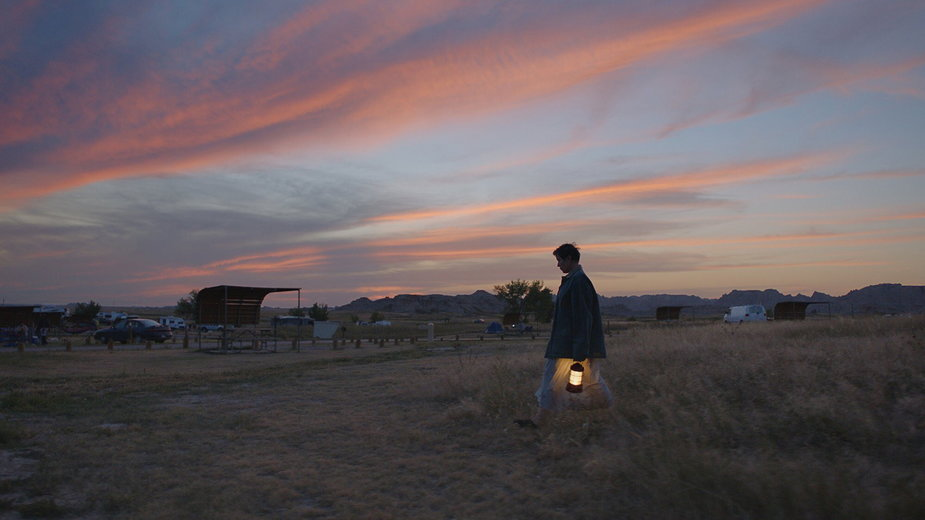 "Oscary 2021. Frances McDormand w filmie ""Nomadland"""