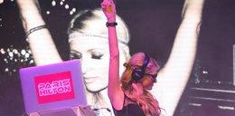 Byliśmy na imprezie z Paris Hilton [FILM]