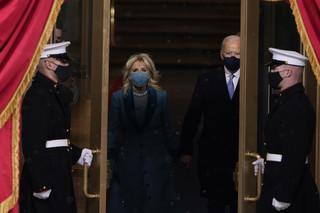 Joseph R. Biden Jr. został zaprzysiężony na 46. prezydenta USA