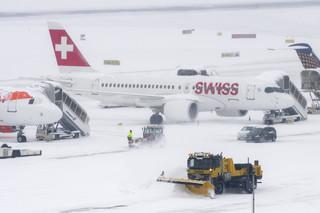 Szwajcaria: Zamknięto lotnisko w Genewie z powodu mrozów