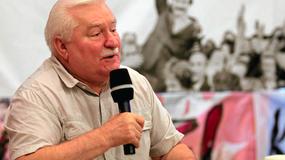 Lech Wałęsa dziś w Zielonej Górze