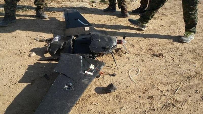 Bojownicy ISIS używają przenośnych bombowców