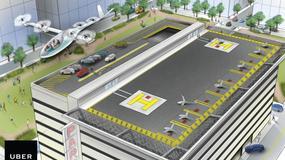 Specjalista NASA pomoże Uberowi z latającą taksówką