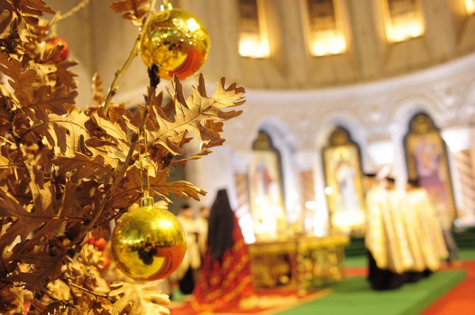 U susret velikom hrišćanskom prazniku