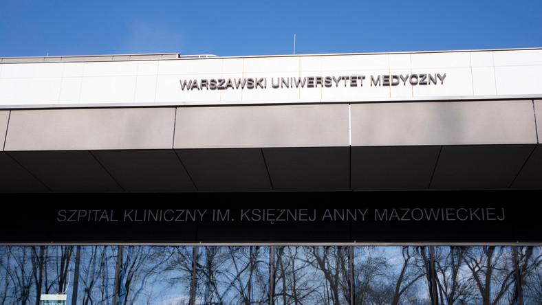 Warszawski Uniwersytet Medyczny, WUM