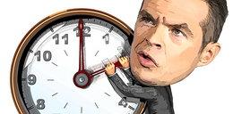 Minister od zegarka przypomina...