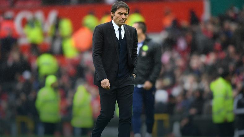 Zawstydzająca statystyka Chelsea na Old Trafford