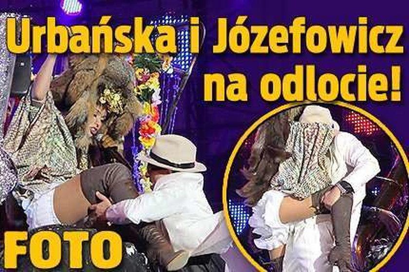 Urbańska i Józefowicz na odlocie! FOTO
