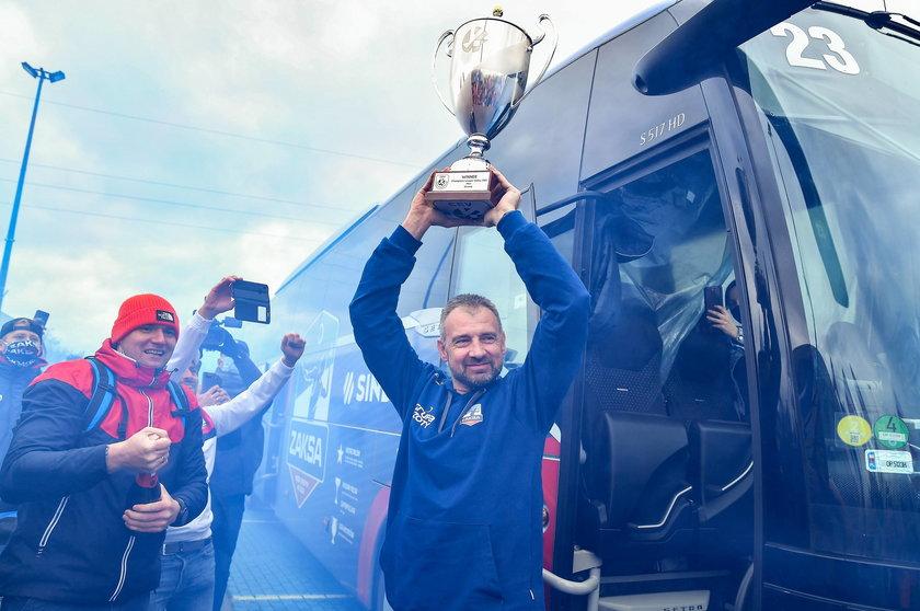 Nikola Grbić (48 l.) w Kędzierzynie-Koźlu odniósł największy sukces w pracy trenerskiej, wygrywając Ligę Mistrzów