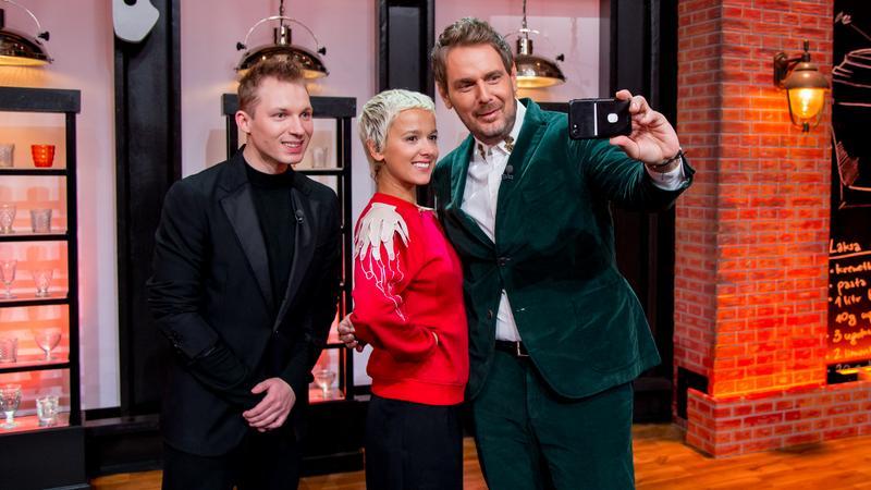 Igor Herbut, Monika Brodka i Wojciech Modest Amaro