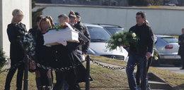 Maleńka Nikola spoczęła w grobie