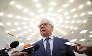 Czaputowicz: Bałkany Zachodnie nie przystąpiły do UE. Ale są w Europie i mają swoje prawa