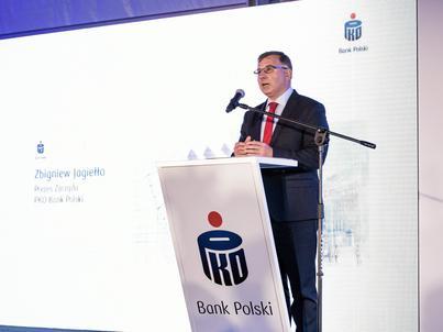 PKO BP ma już po trzech kwartałach 2017 r. zysk netto w wys. 2,28 mld zł