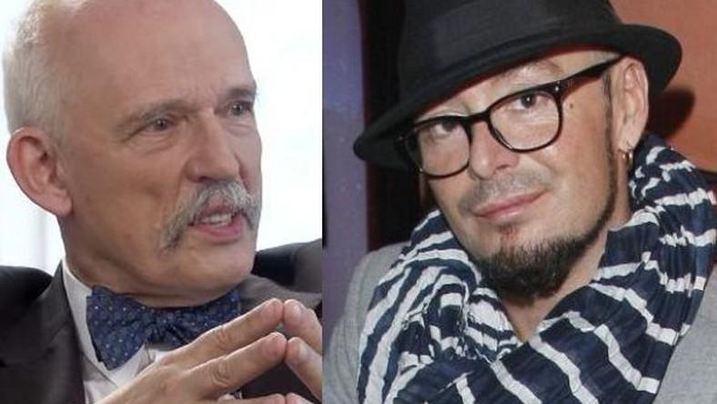 Janusz Korwin-Mikke, Tomasz Jacyków