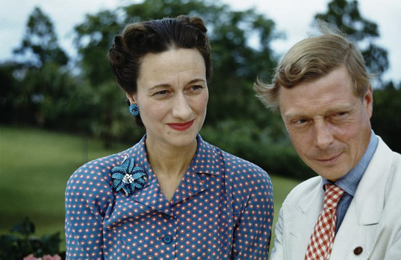 Wallis Simpson, Edward