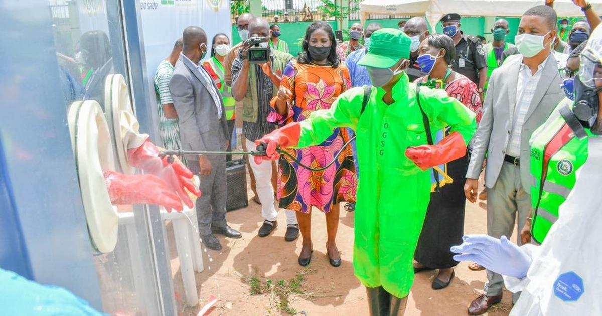 Mobile testing centre increased Coronavirus detection, treatment in Delta - Official - Pulse Nigeria