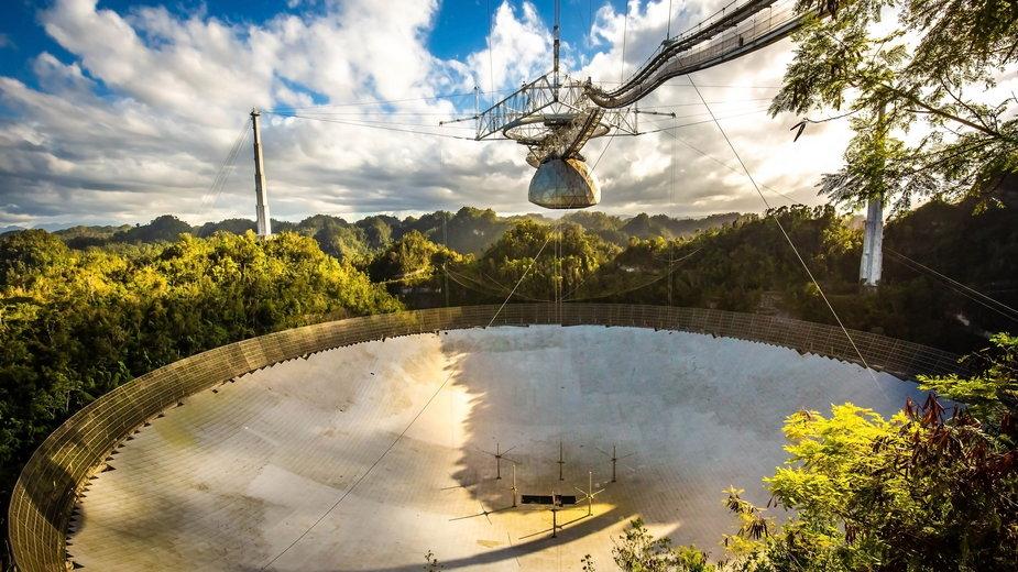 Obserwatorium Arecibo w Puerto Rico