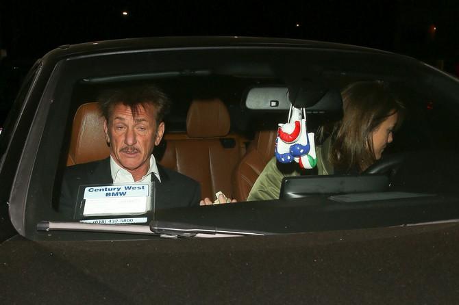 Šon Pen i Lejla Džoržd