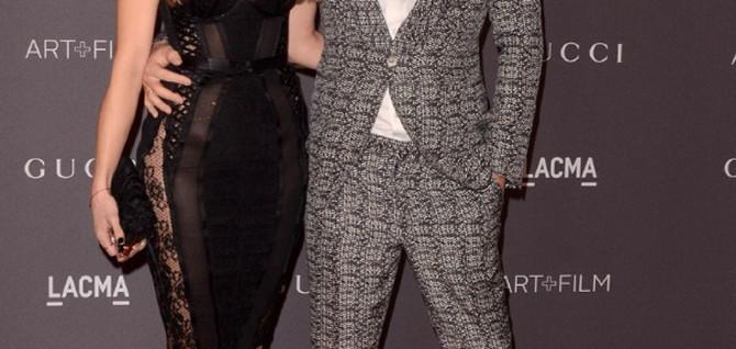 Marija Karan i njen suprug Džoel Lubin