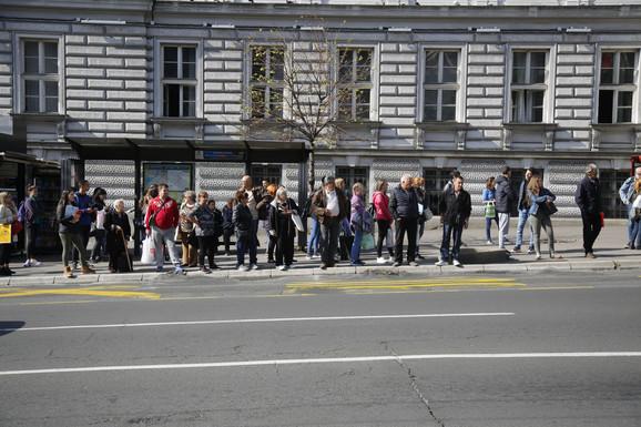 Građani uzalud čekali prevoz