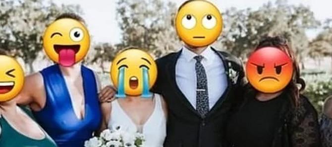 Fotka sa venčanja