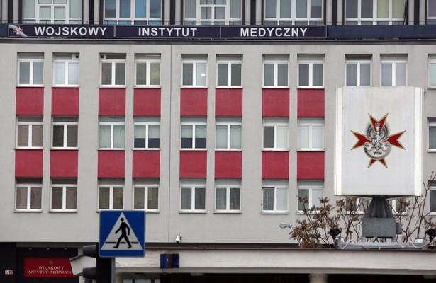 Wojskowy Instytut Medyczny przy ul. Szaserów w Warszawie