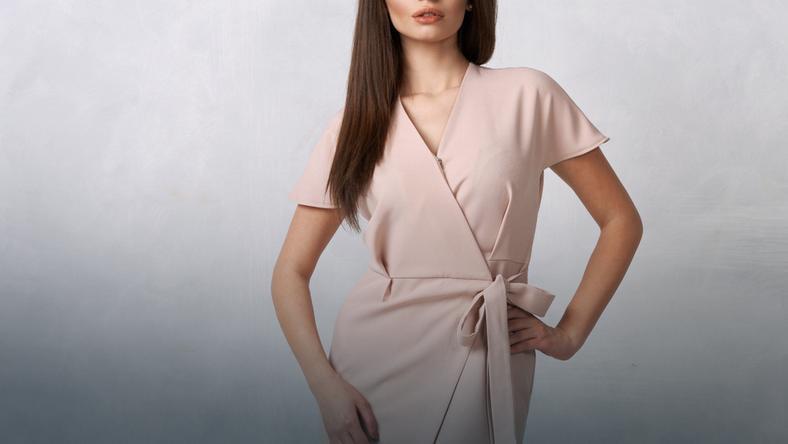 4eca9e4088 Kopertowe sukienki dla kobiet w każdym wieku - Kobieta
